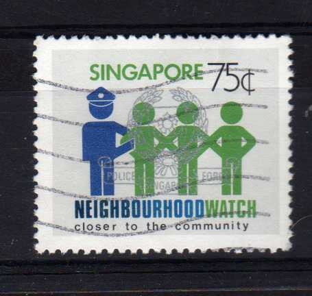 Neighbourhood Watch Stickers. Was ordered to remove Neighbourhood+watch+sticker