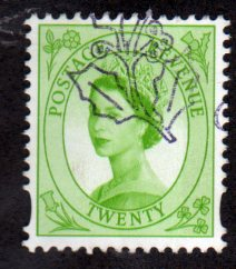 1998 20P 'GREEN WILDING' (RIGHT BAND) FINE USED